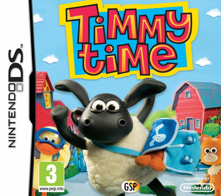Timmy Time DS coverHQ (B24X)