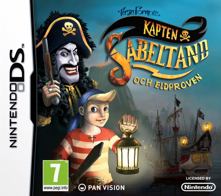 Captain Sabertooth and the Trials by Fire DS coverHQ (B49P)
