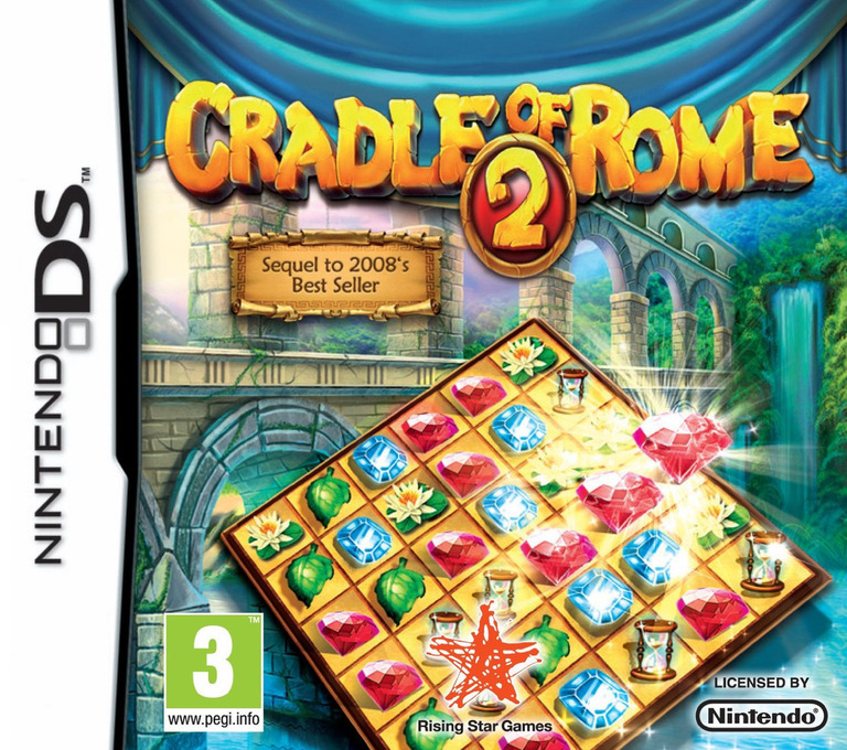 Cradle of Rome 2 DS coverHQ (B6JZ)