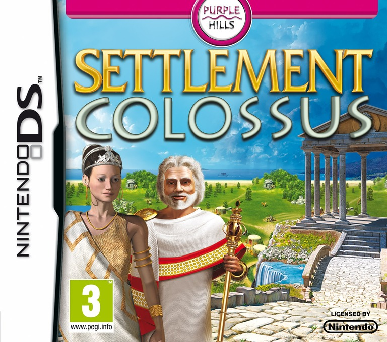 Settlement Colossus DS coverHQ (B8YP)