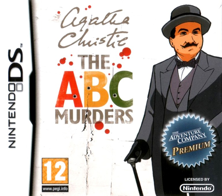 Agatha Christie - The ABC Murders DS coverHQ (BAGP)