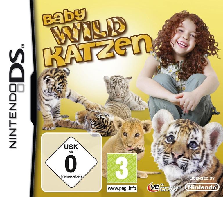 Baby Wild Katzen DS coverHQ (BBWD)