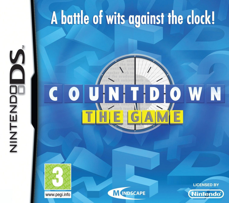 Countdown - The Game DS coverHQ (BC3P)