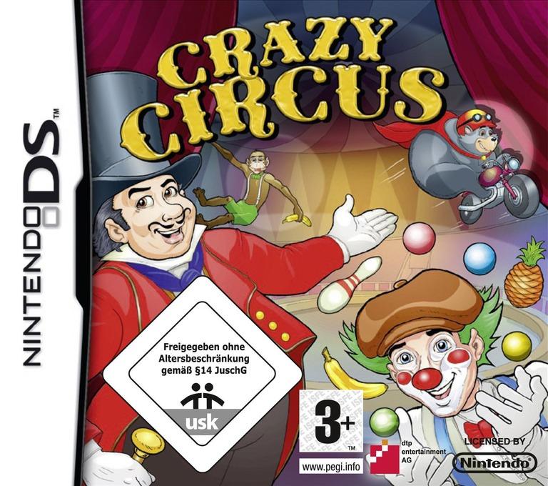 Crazy Circus DS coverHQ (BCCP)
