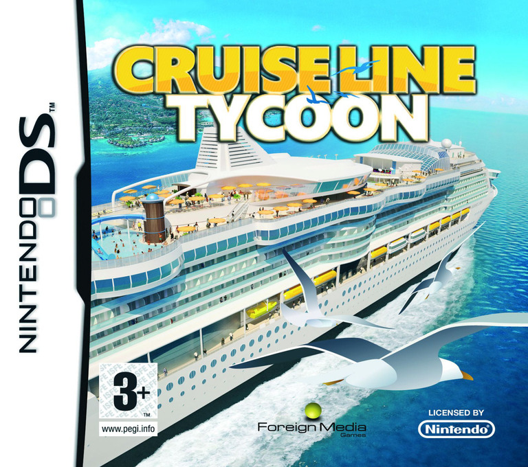 Cruise Line Tycoon DS coverHQ (BCZP)