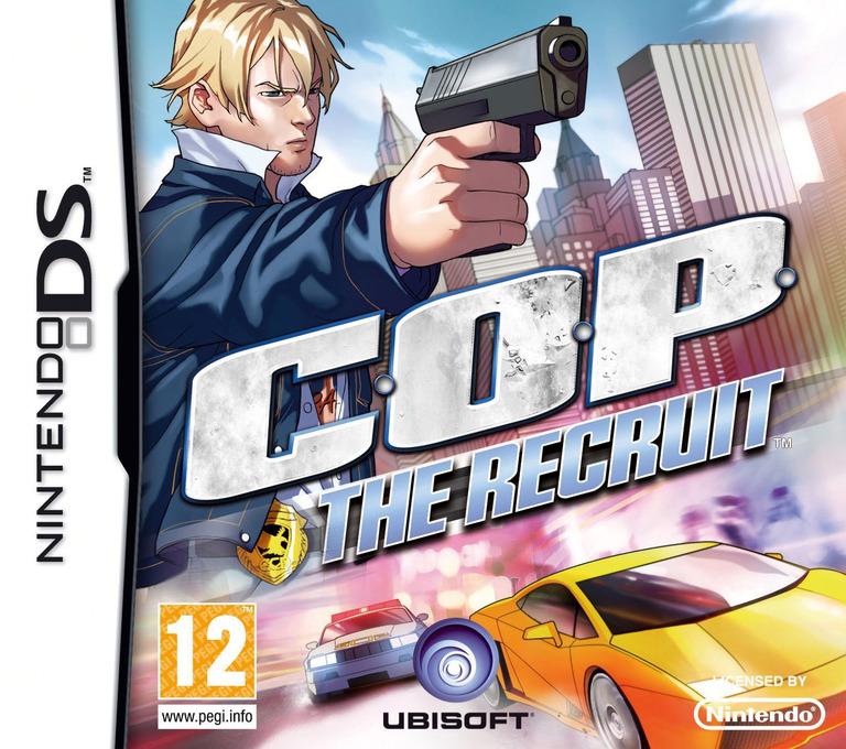 C.O.P. - The Recruit DS coverHQ (BDUP)