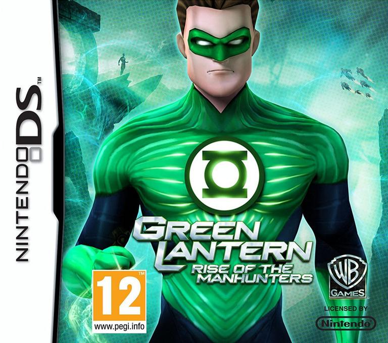 Green Lantern - Rise of the Manhunters DS coverHQ (BGIP)