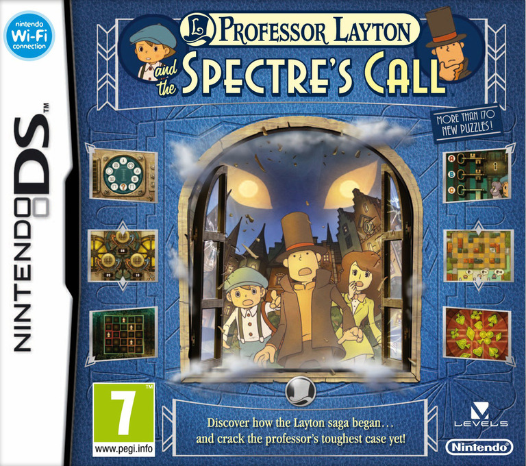 Professor Layton and the Spectre's Call DS coverHQ (BLFP)