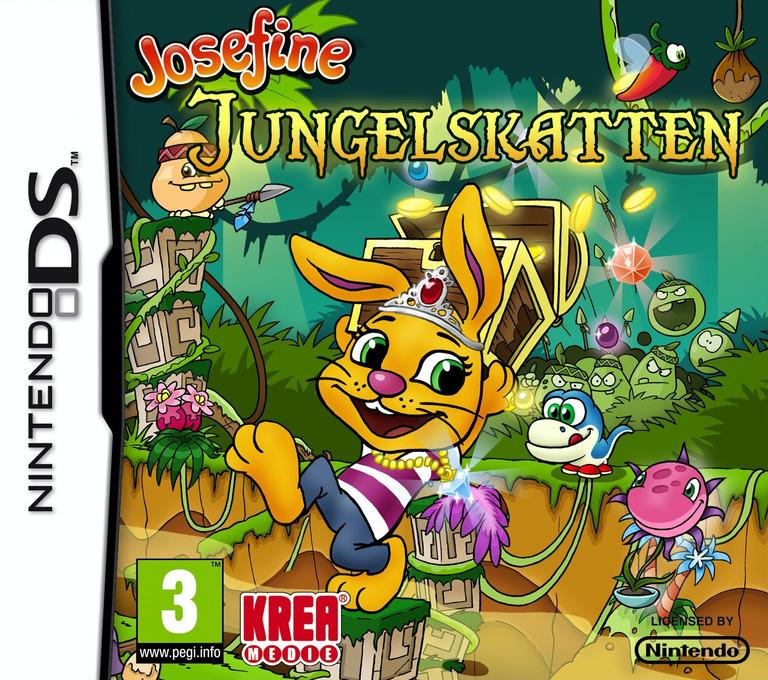 Josefine - Jungelskatten DS coverHQ (BN7N)