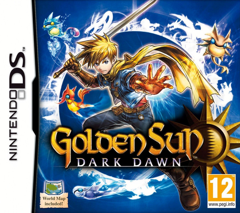 Golden Sun - Dark Dawn DS coverHQ (BO5P)