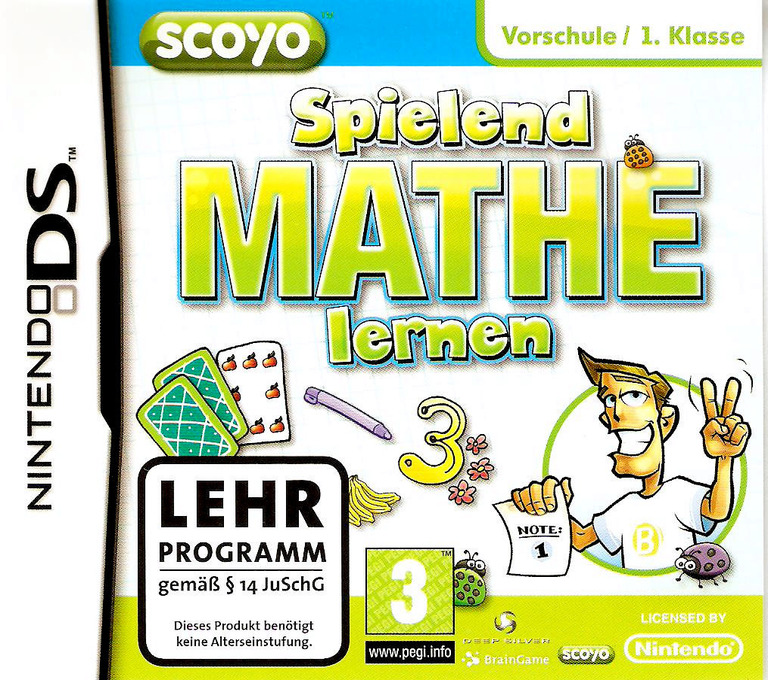 Spielend Mathe Lernen DS coverHQ (BSED)