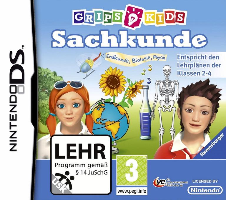 GripsKids - Sachkunde DS coverHQ (BSSD)
