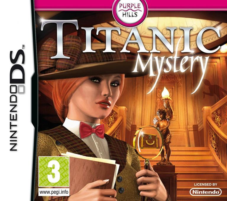 Titanic Mystery DS coverHQ (BTIP)