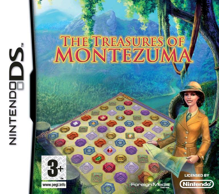 The Treasures of Montezuma DS coverHQ (BTQP)