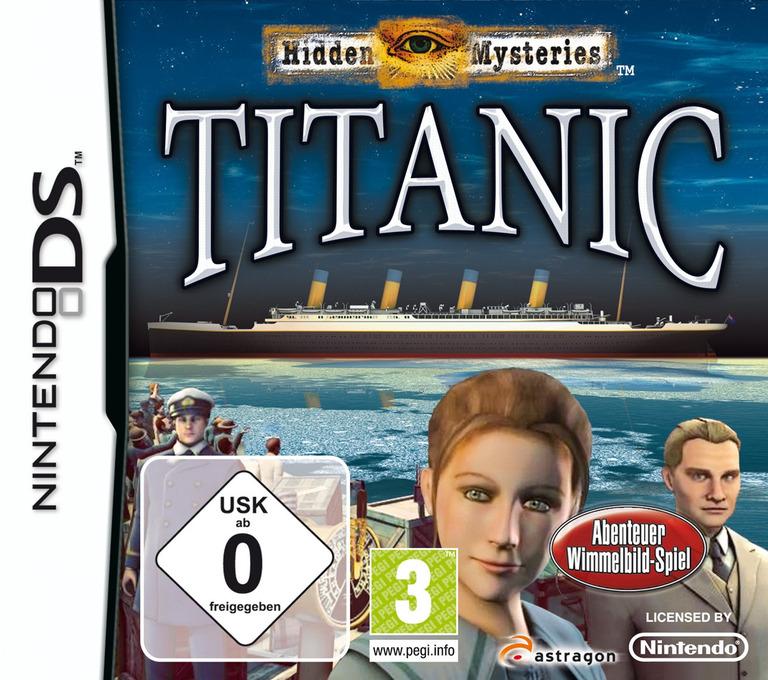 Hidden Mysteries - Titanic DS coverHQ (BTZD)