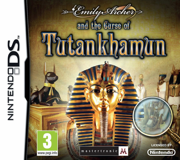 Emily Archer - The Curse of King Tut's Tomb DS coverHQ (BUEP)