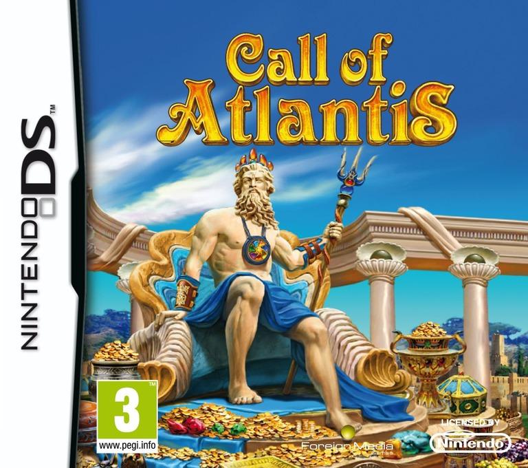 Call of Atlantis DS coverHQ (BUTP)