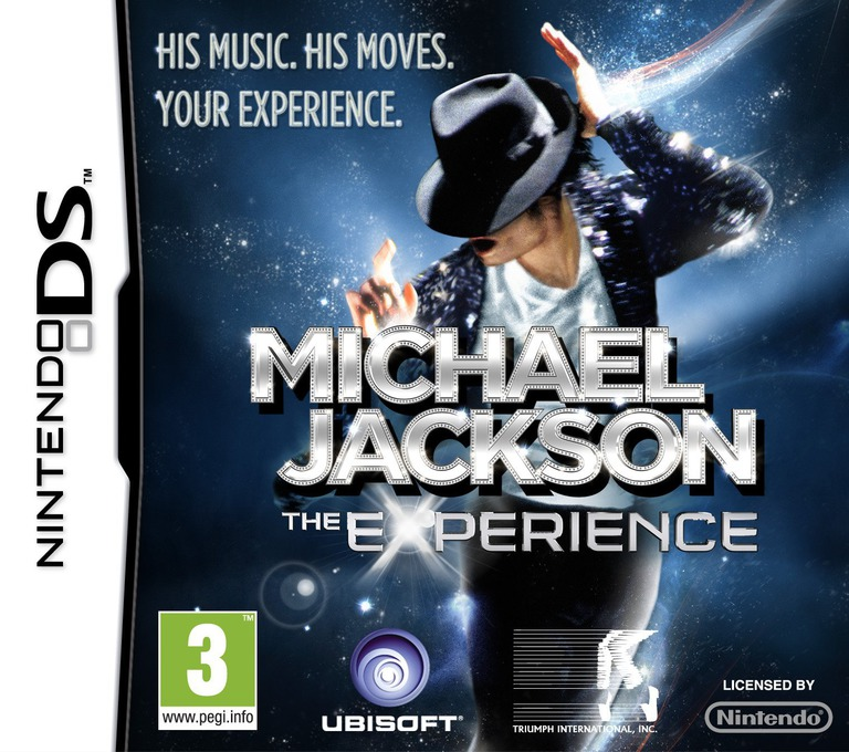Michael Jackson - The Experience DS coverHQ (BVNP)