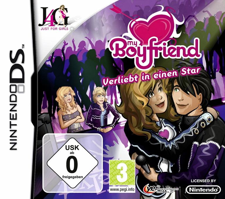 My Boyfriend - Verliebt in einen Star DS coverHQ (BVSD)