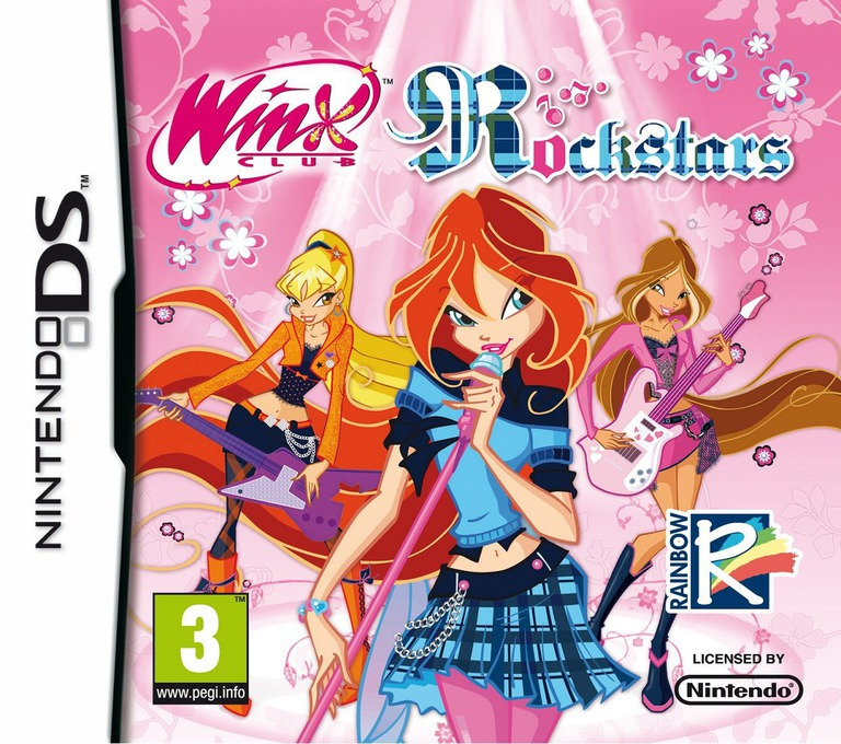 Winx Club - Rockstars DS coverHQ (BW3P)