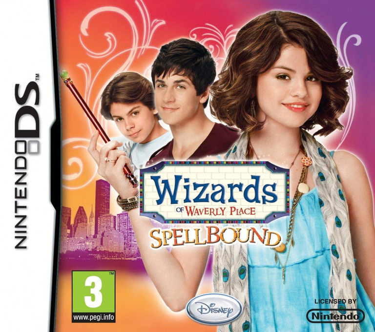Wizards of Waverly Place - Spellbound DS coverHQ (BW4P)