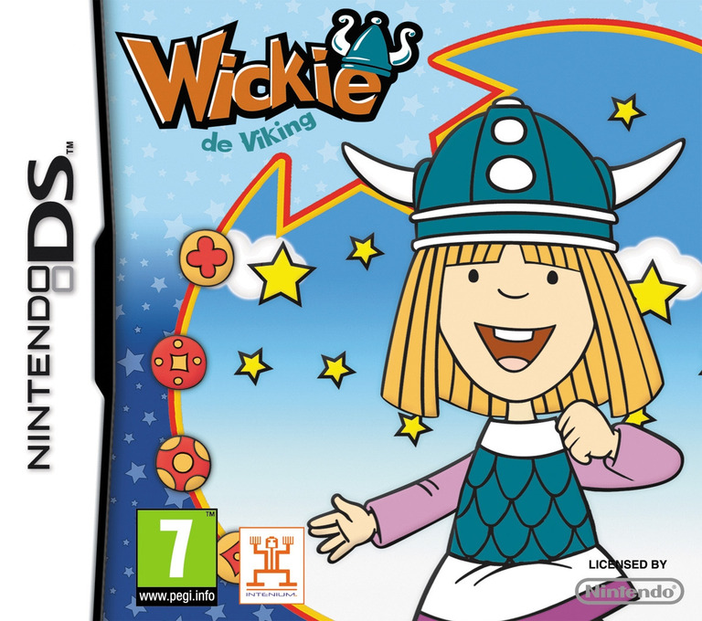 Wickie de Viking DS coverHQ (BWMH)