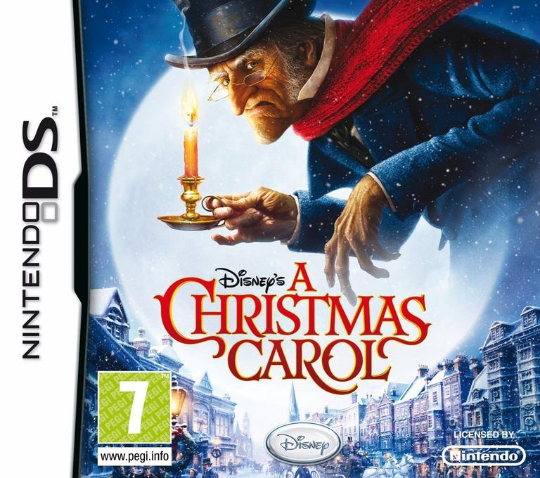 A Christmas Carol DS coverHQ (BXMP)