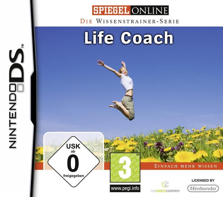 Spiegel Online - Die Wissenstrainer-Serie - Life Coach DS coverHQ (BY4D)