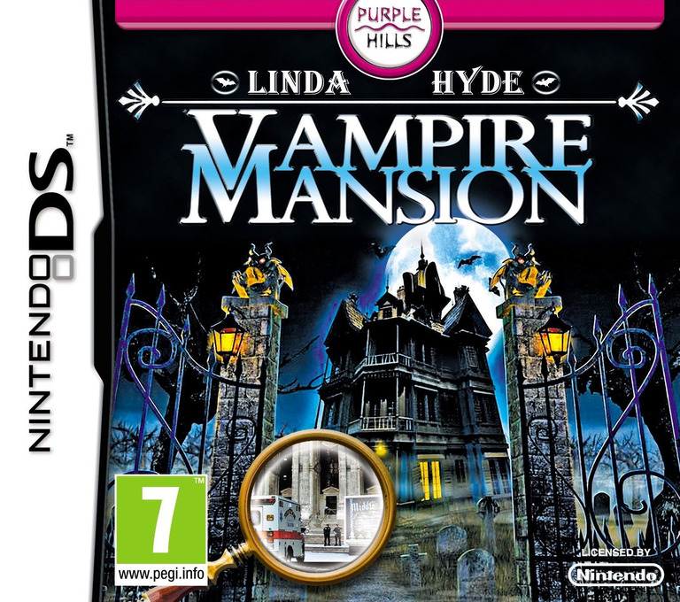 Linda Hyde - Vampire Mansion DS coverHQ (BYEP)