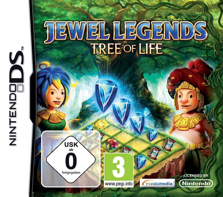 Jewel Legends - Tree of Life DS coverHQ (BYWP)