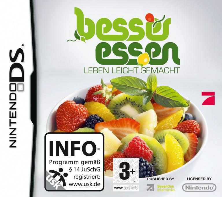 Besser Essen - Leben Leicht Gemacht DS coverHQ (C26D)
