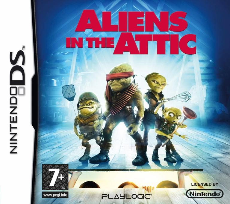 Aliens in the Attic DS coverHQ (C4RP)