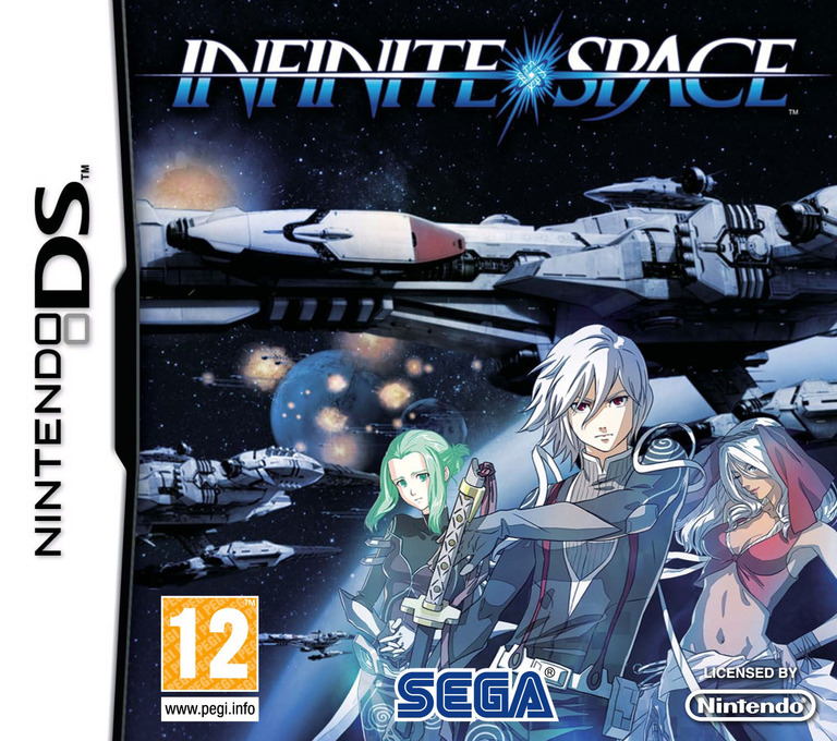 Infinite Space DS coverHQ (C6CP)