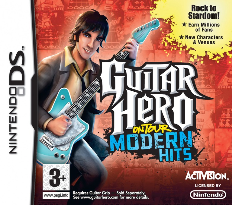 Guitar Hero - On Tour - Modern Hits DS coverHQ (C6QX)