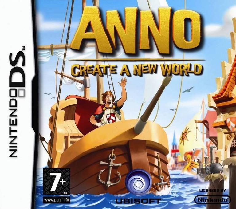 Anno - Create a New World DS coverHQ (CANP)