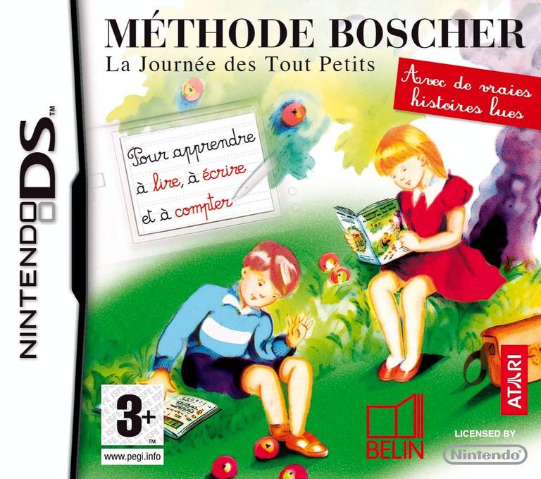 Méthode Boscher - La Journée des Tout Petits DS coverHQ (CB5F)