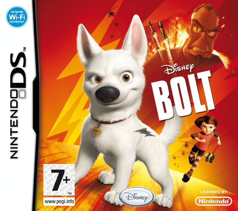 Bolt DS coverHQ (CBKX)