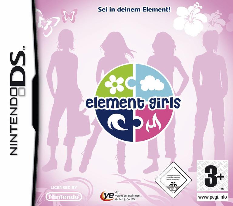 Element Girls DS coverHQ (CE9D)