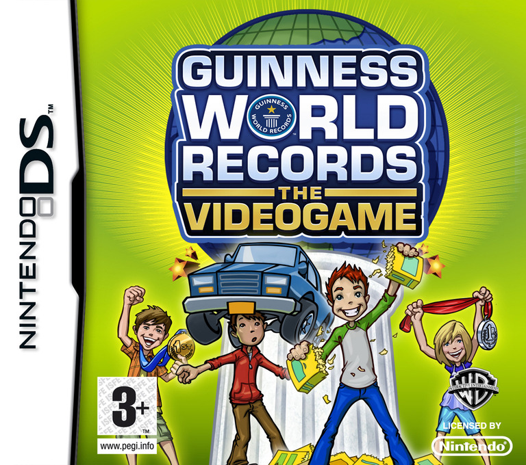 Guinness World Records - The Videogame DS coverHQ (CGNP)