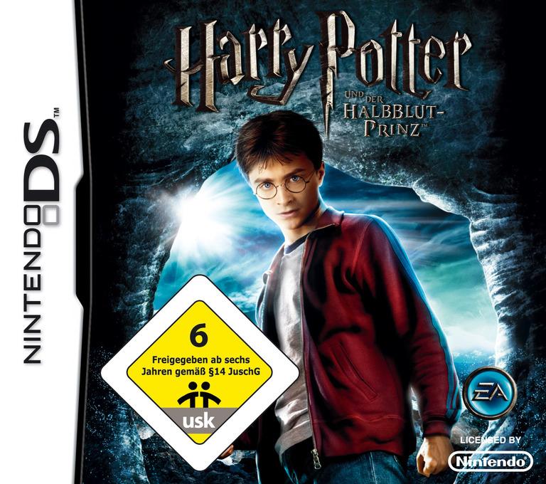 Harry Potter und der Halbblut-Prinz DS coverHQ (CH6D)