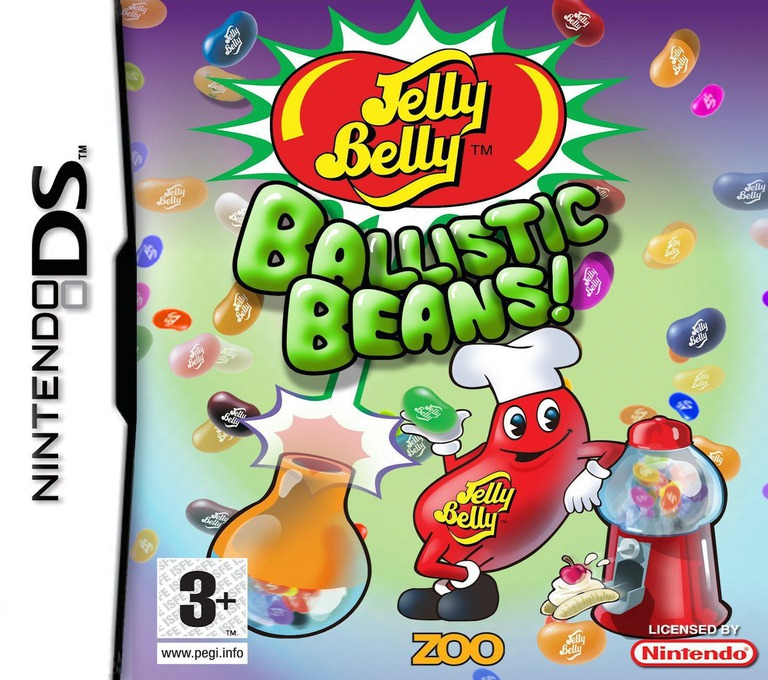 Jelly Belly - Ballistic Beans! DS coverHQ (CJJP)