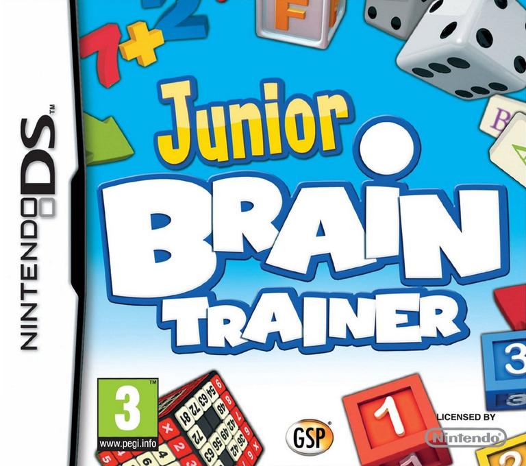 Junior Brain Trainer DS coverHQ (CJWP)