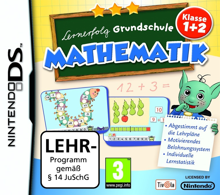 Lernerfolg Grundschule - Mathematik DS coverHQ (CLGD)