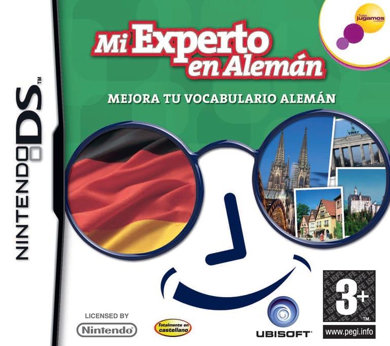 Mi Experto en Aleman - Mejora Tu Vocabulario Aleman DS coverHQ (CMCS)