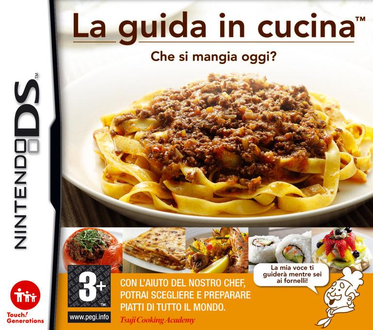 La Guida in Cucina - Che Si Mangia Oggi DS coverHQ (CNVI)