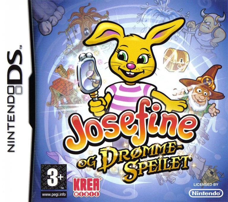 Josefine og Drømmespeilet DS coverHQ (CQCN)