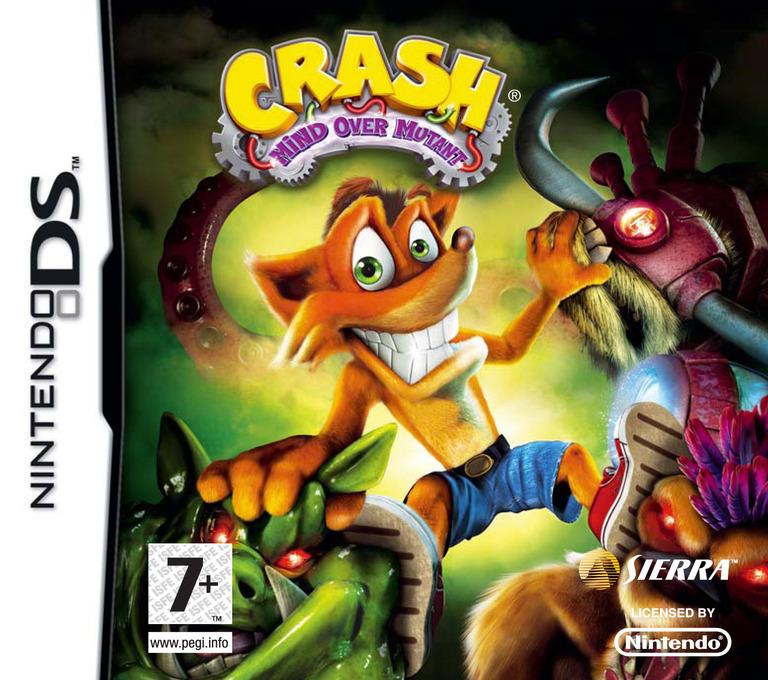 Crash - Mind over Mutant DS coverHQ (CR8P)
