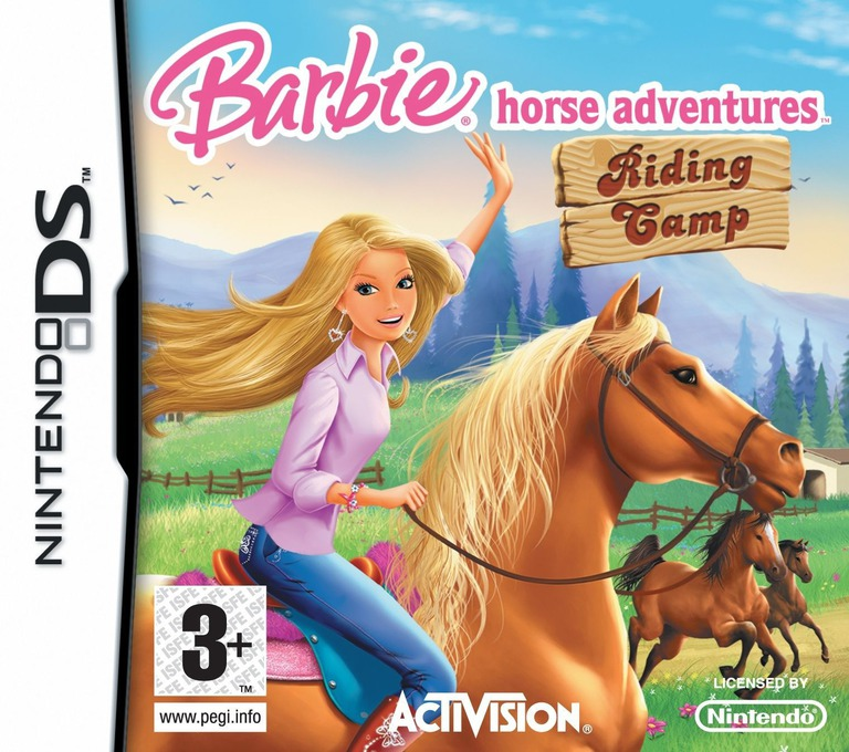 Barbie Horse Adventures - Riding Camp DS coverHQ (CSCP)