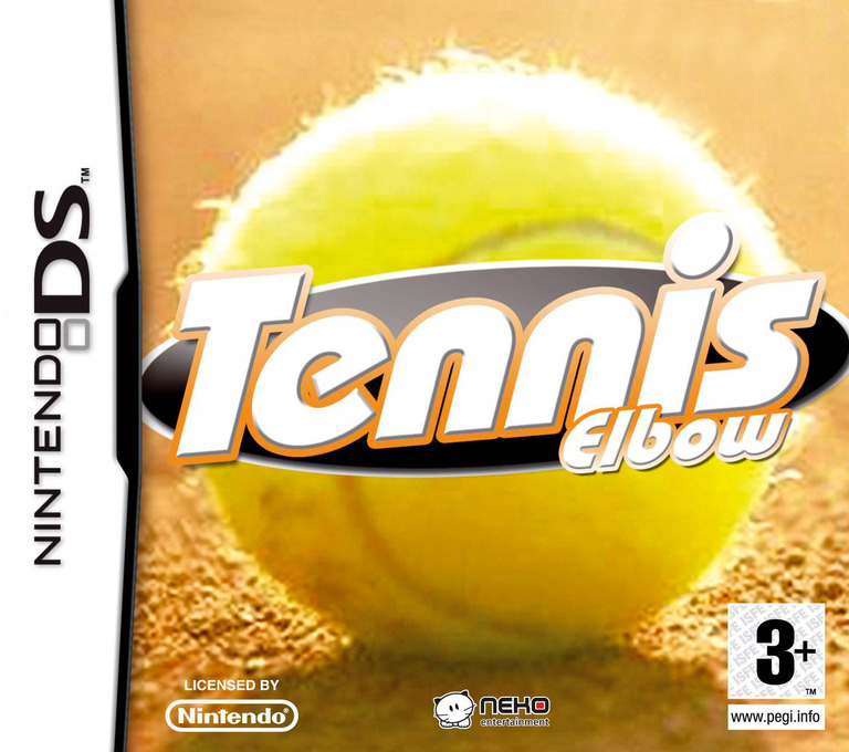 Tennis Elbow DS coverHQ (CTEP)