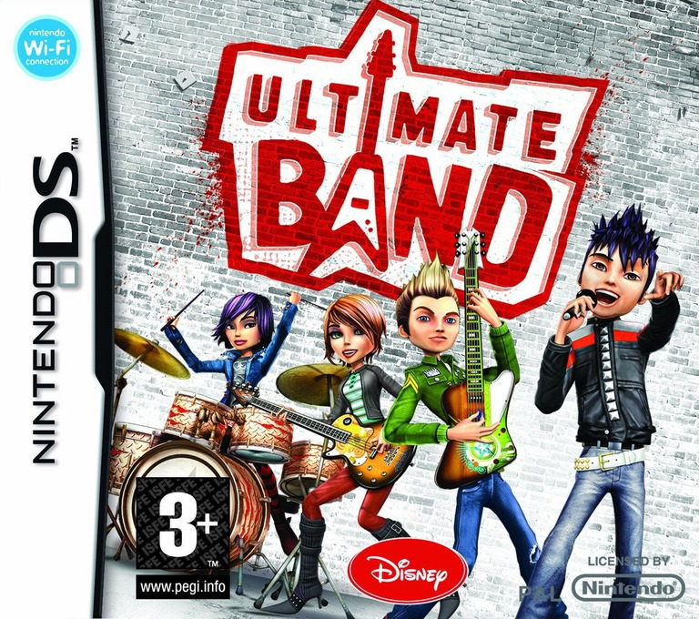 Ultimate Band DS coverHQ (CUBP)
